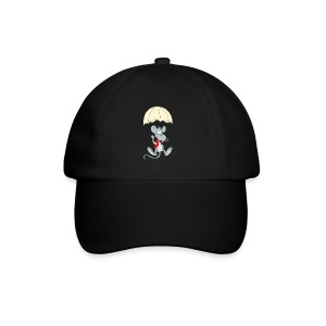 Parachuting Mouse - Baseball Cap
