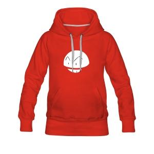 Electorbe (Femme) - Sweat-shirt à capuche Premium pour femmes