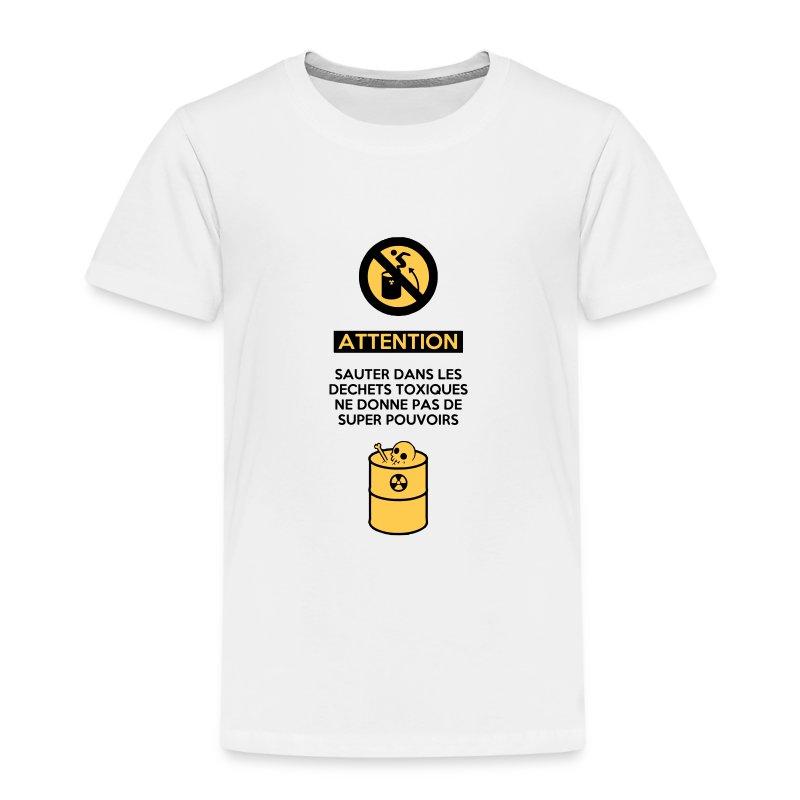 Super Pouvoirs (Enfant) - T-shirt Premium Enfant