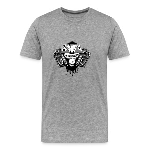 Monkey Jukebox (Homme) - T-shirt Premium Homme