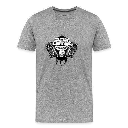 Monkey Jukebox (Homme) - T-shirt Premium Homme