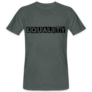 Equality - Men's Organic T-shirt