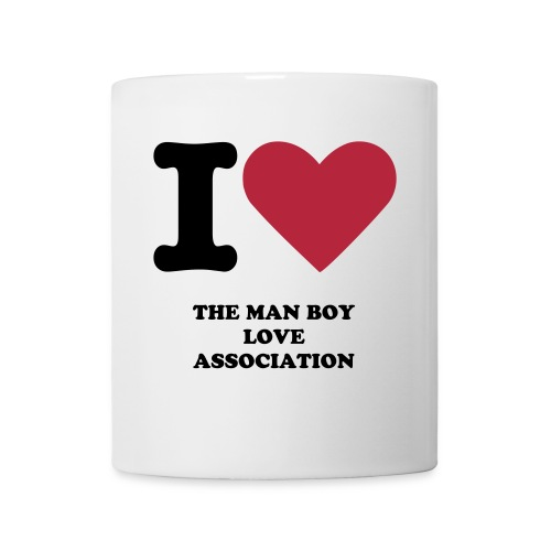 Man Boy Love Association - Mug