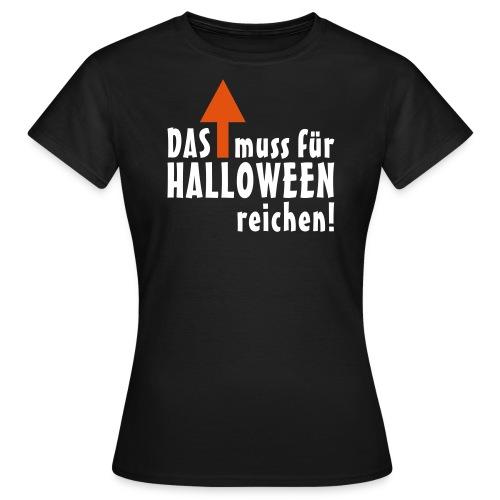 HALLOWEEN Pfeil - Frauen T-Shirt