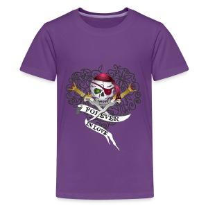 Forever In Love - Teenage Premium T-Shirt