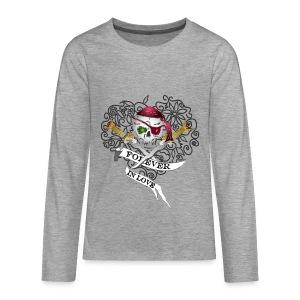 Forever In Love - Teenagers' Premium Longsleeve Shirt