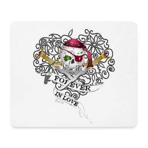Forever In Love - Mouse Pad (horizontal)