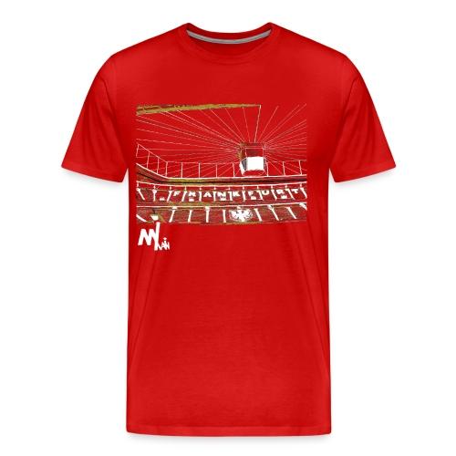 Waldstadion Men - red - Männer Premium T-Shirt