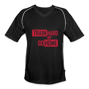 Train Hard - Men's Football Jersey