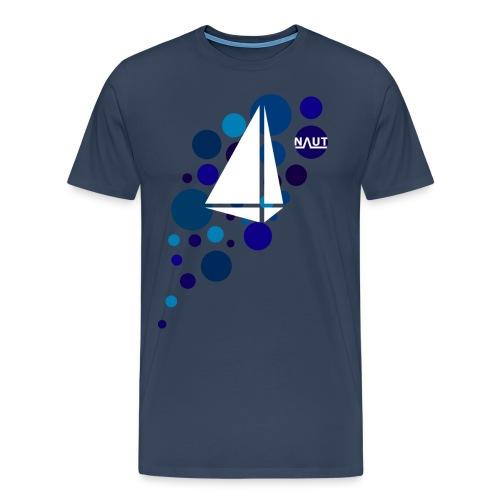 Naut-Sail - Männer Premium T-Shirt