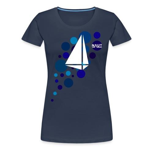 Naut-Sail - Frauen Premium T-Shirt
