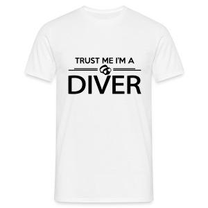 I'm a driver - Mannen T-shirt