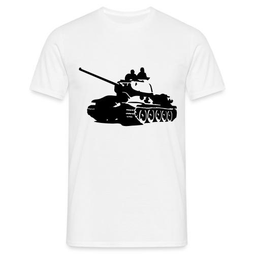 T-34 - Mannen T-shirt