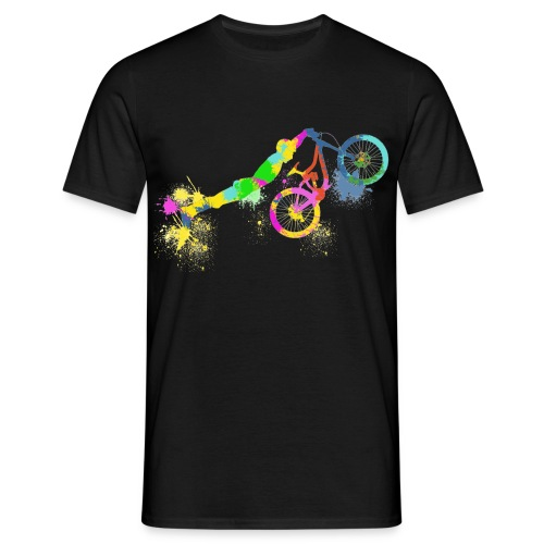 Festif bike - T-shirt Homme
