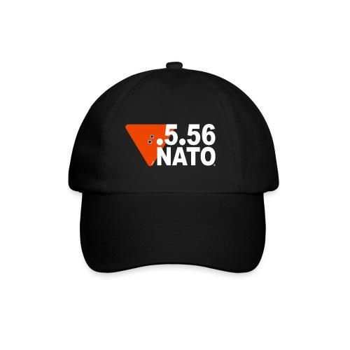 .5.56 NATO BLANC - Casquette classique