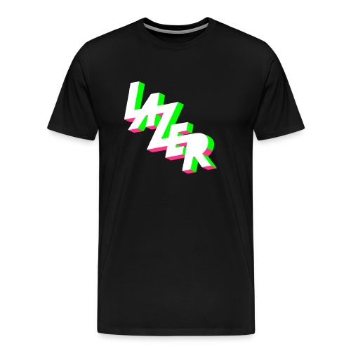 NEON Lazer - Männer Premium T-Shirt
