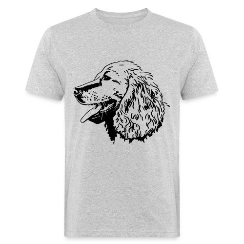 Cocker Spaniel - Männer Bio-T-Shirt