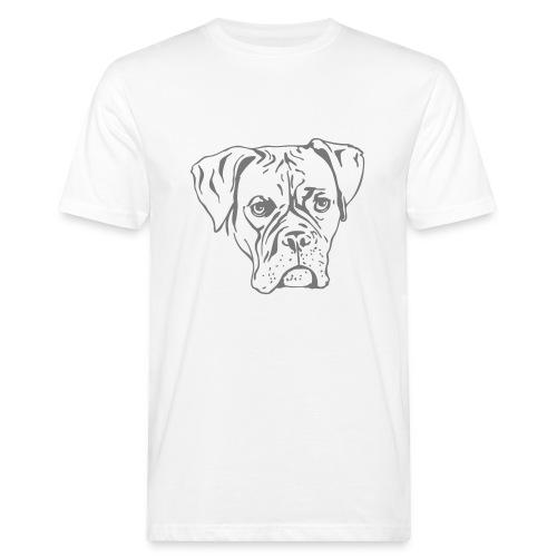 Boxer - Männer Bio-T-Shirt