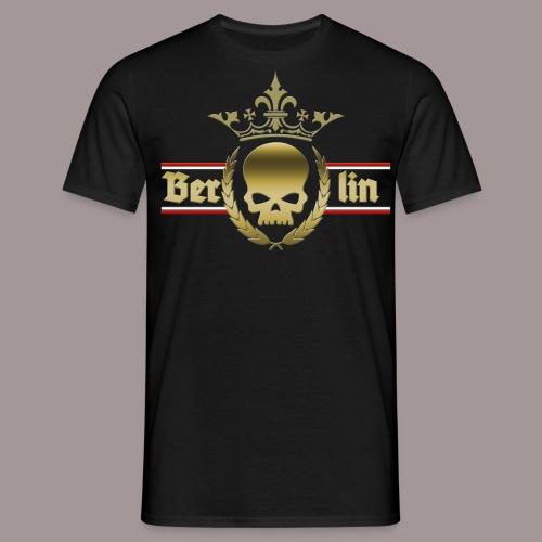 Berlin Hauptstadt - Männer T-Shirt