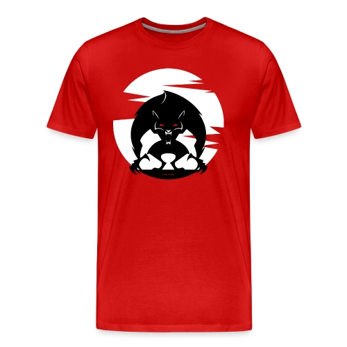 Werewolf:SiLee Films - Men's Premium T-Shirt