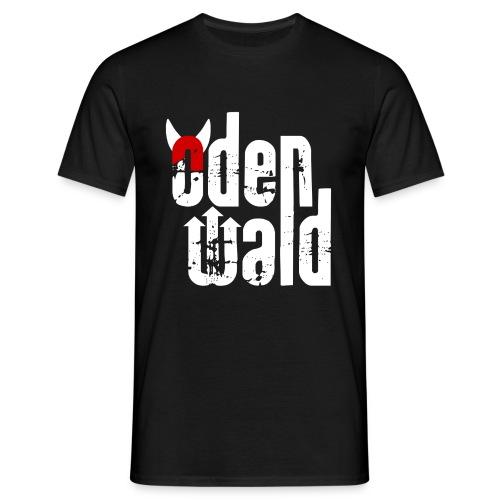 Odenwald Teufel - Männer T-Shirt
