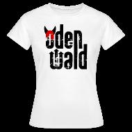 T-Shirts ~ Frauen T-Shirt ~ Odenwald Teufel