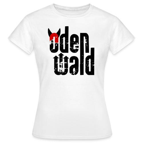 Odenwald Teufel - Frauen T-Shirt