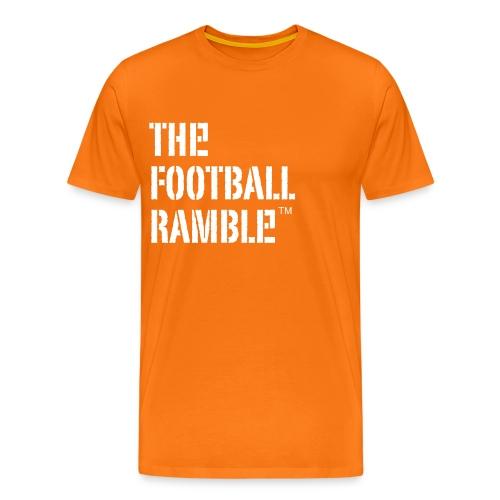 Ramble logo tee – Men's - Men's Premium T-Shirt