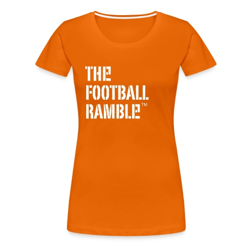 Ramble logo tee – Women's - Women's Premium T-Shirt
