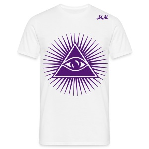 Luminate Purple - Men's T-Shirt