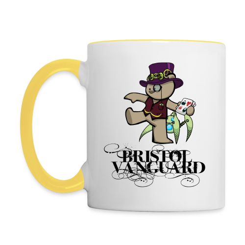 Bristol Vanguard Mug v2 - Contrasting Mug