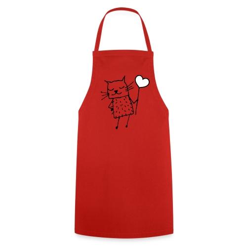 Katze Kochschürze - Kochschürze