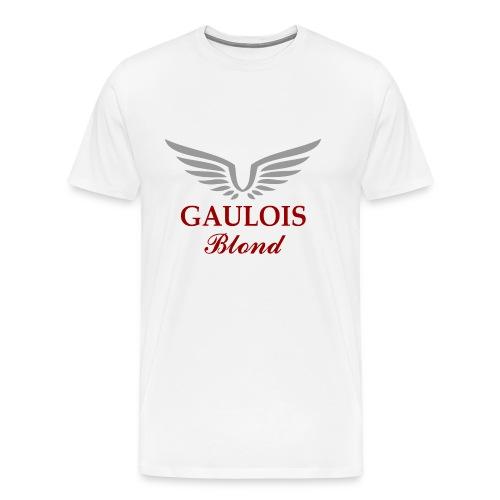 Gaulois blond - T-shirt Premium Homme