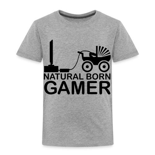 Natural Born Gamer - Kids' Premium T-Shirt