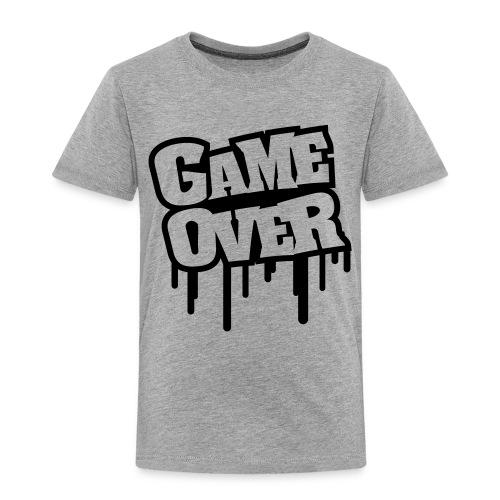 Game Over - Kids' Premium T-Shirt