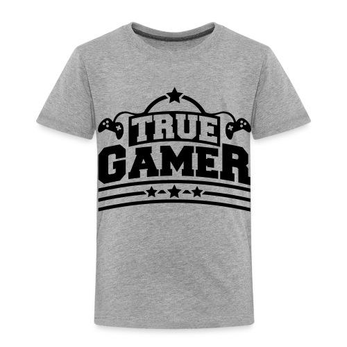 True Gamer - Kids' Premium T-Shirt