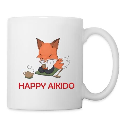 Happy Aikido - Sensei mug - Mug