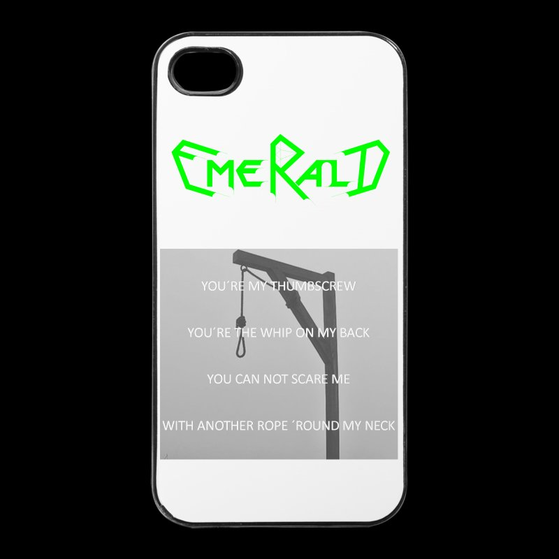 Emerald - iPhone 4/4s Hard Case