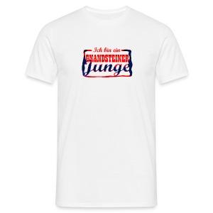 Gnandsteiner Junge - Männer T-Shirt