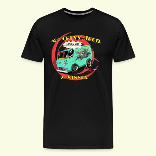 CHEVY METAL - Men's Premium T-Shirt