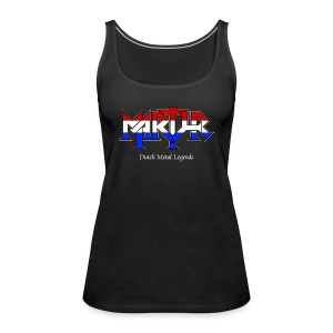 MARTYR Dutch Metal Legends female Tank Top  - Vrouwen Premium tank top