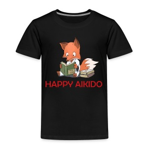 Happy Aikido - Kouhai Children's T  - Kids' Premium T-Shirt