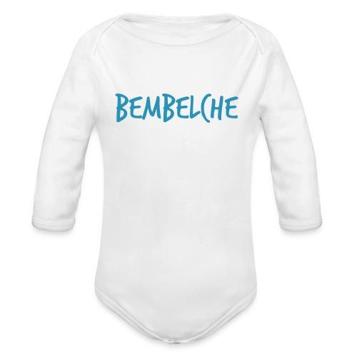 Bembelche - Baby Bio-Langarm-Body