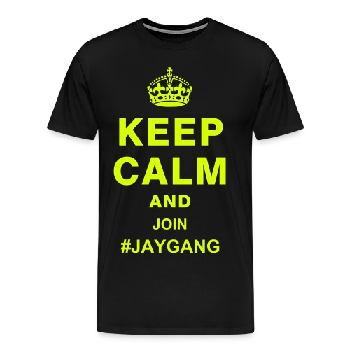 Camiseta HOMBRE | KEEP CALM AND JOIN JAYGANG - Camiseta premium hombre
