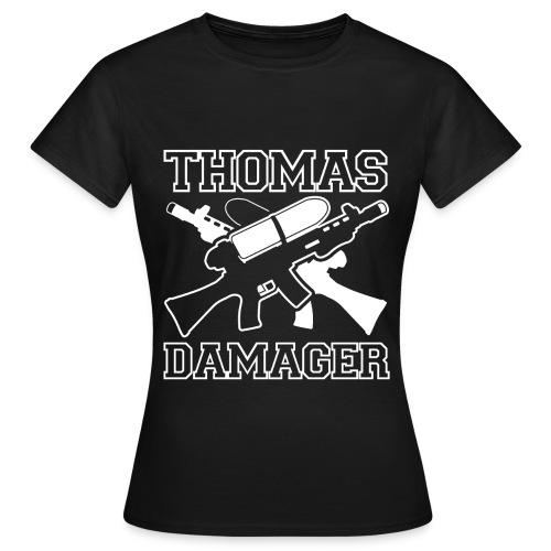 Girlie-Gangshirt - Frauen T-Shirt