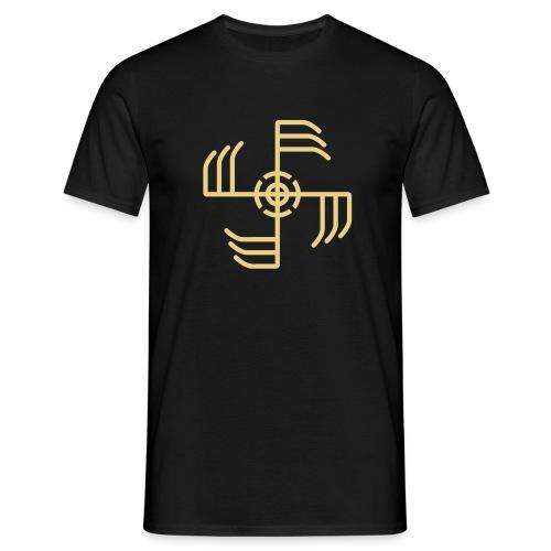 Ginfaxi-Rune T-Shirt - Männer T-Shirt