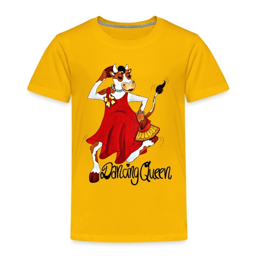 Dancing Queen - Kinder Premium T-Shirt