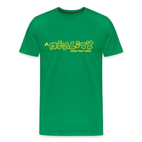 Escape from Reality - Männer Premium T-Shirt