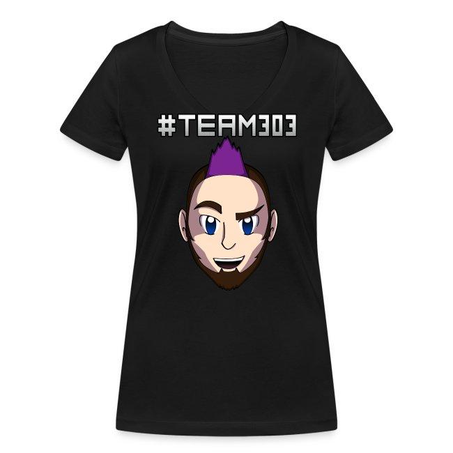 """""""#Team303"""" Womens T-Shirt"""