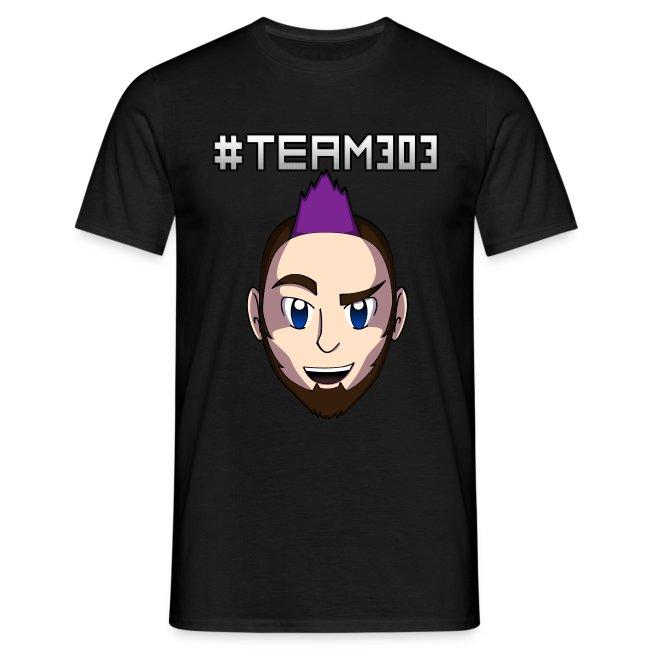"""""""#Team303"""" T-Shirt"""